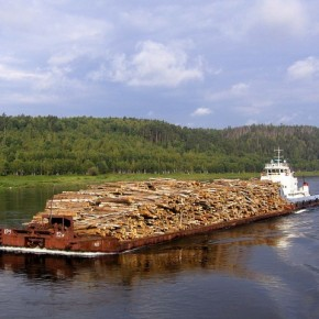 Largest logging companies of Russia in 2012-2013, thousand m3