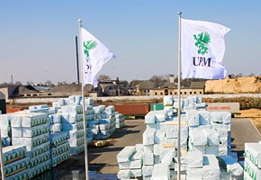 LIK re-launched former UPM's sawmill in Pestovo