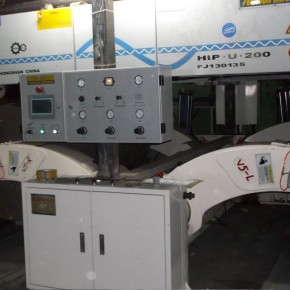 OBF upgraded corrugator at Astrakhan packaging mill