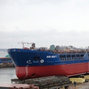 North-Western shipping company boosted timber deliveries by 70%