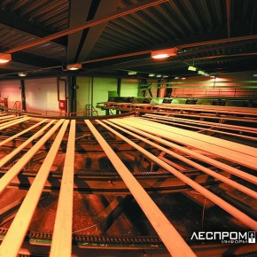 Investlesprom completed modernization at Sokolsky DOK worth €14.6 million