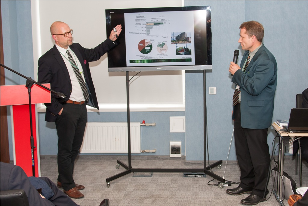 45 ideas of St. Petersburg International Forest Forum 2014 // Presentation of Timo Karjalainen