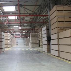 Kastamonu Entegre opened MDF and flooring plant in Tatarstan