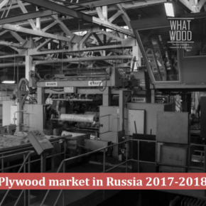 Plywood industry in Russia in 2017-2018