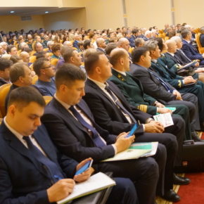 """The XIII international forum-exhibition """"Russian forest"""" continues its work in Vologda"""