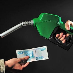In Russia, gasoline prices rose in early 2019