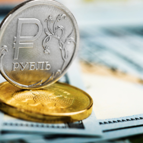 During the New Year holidays in Russia, the Russian ruble has become stronger