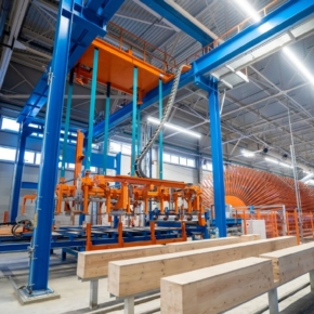 In the spring of 2019 in the Altai region it will begin to produce MDF