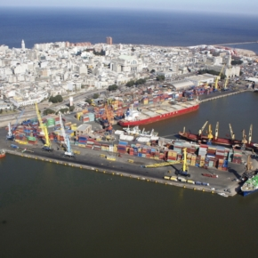 UPM is tendering for a pulp terminal in Montevideo deep sea port in Uruguay