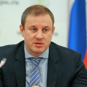 "The head of the Federal forestry Agency Ivan Valentik: ""Combating illegal harvesting and trafficking of wood – coordinated work of the Federal forestry agency,Ministry of internal affairs, Federal customs service and the entire law enforcement system of the Russian Federation"""