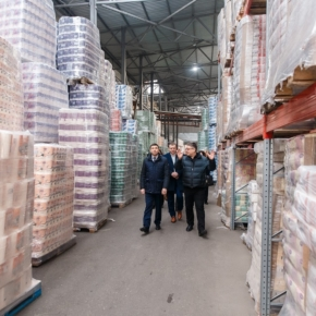 Krasnodar ranks sixth in Russia for the production of pulp and paper products