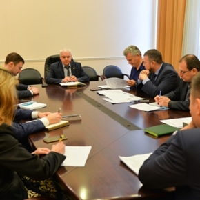 Representatives of Rosleskhoz and the Federal customs service discussed issues of information exchange in the framework of strengthening control over the turnover of wood