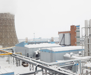 """Project for the company and the city: JSC """"Solikamskbumprom"""" completes the reconstruction of Solikamskaya HPP"""