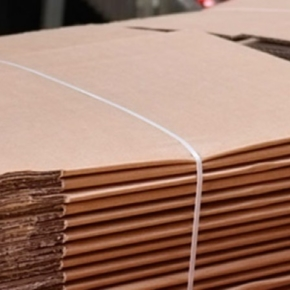 In the Far East, they plan to create a timber cluster and produce cardboard for Chinese online stores