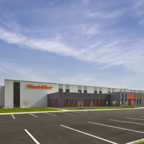 American manufacturer of sawmill and woodworking equipment Wood-Mizer announces the expansion of production in Indiana