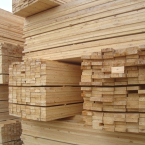 In February 2019, sawn softwood production in Russia increased to 2 million m3