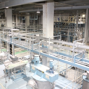 In Japan, Nippon Paper Industries will build a plant for the production of carboxymethyl cellulose
