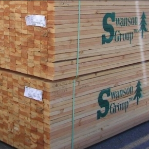 By the end of May 2019, the Swanson Group sawmill in Oregon will be shut down