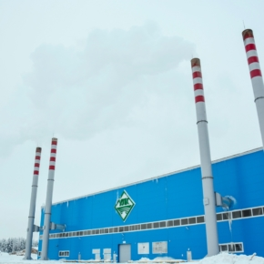 In May 2019, Ustyansky timber industry complex will stop production for scheduled maintenance