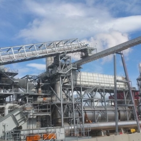 Büttner will supply a second drying line for Norbord's OSB plant in Scotland