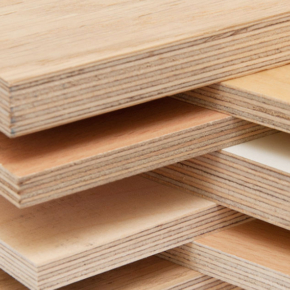 In Germany, imports of hardwood plywood increased by 5 %