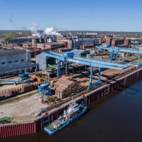 For Q1 2019, Volga JSC produced more than 60 thousand tons of newsprint