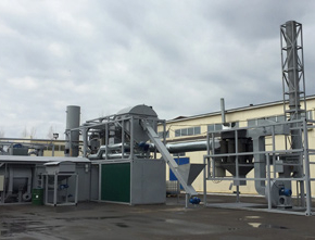 The Russian company will supply a equipment for processing low-quality wood into liquid biofuel to Germany