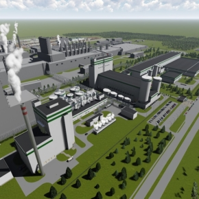 Ilim Group has signed a contract with Voith to supply the world's most powerful cardboard machine