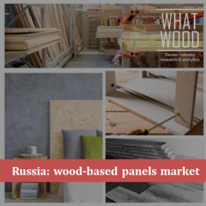 Wood-based panels consumption in Russia is at its peak, construction industry is in a state of uncertainty and furniture production has shown an increase of 30%.