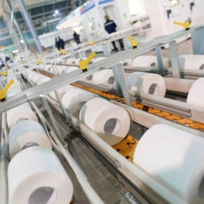 Sveza is considering the possibility of building a pulp and paper mill in the Vologda region