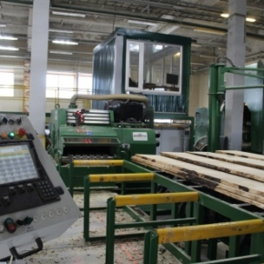 Pestovskiy timber industry complex: the Brenta sawmilling line comes out on key performance indicators
