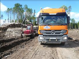 Ust-Pokshengsky LPH spent 11 million rubles on a project to modernize logistics
