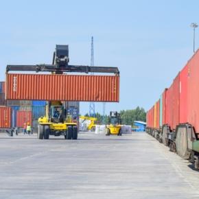 In 2019, the capacity of the railway tracks of Ustyansky LPK increased