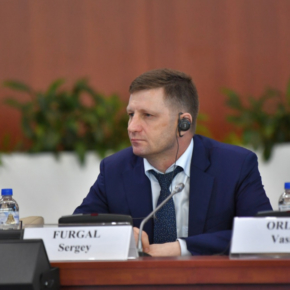 "Sergey Furgal: ""Pulp production is a promising direction for the development of the forest sector of the economy of the Khabarovsk territory»"