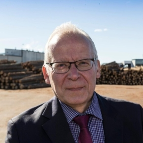 Kai Merivuori, Managing Director of the Finnish Sawmills Association: «Currently all are making red figures. Thus, production curtailments can be expected»