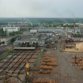 Fuel Pellet Plant Second Stage Launched in Lesosibirsk