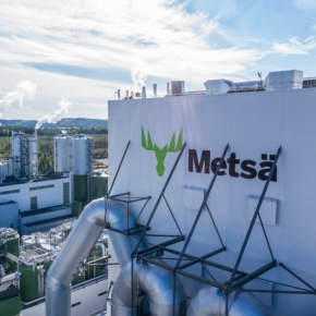 Metsä Group's sales drop in Q1 2020