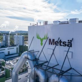 Metsä Group's sales drop in Q1 2020