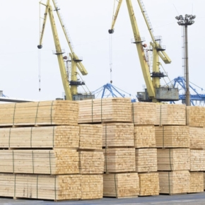 In 2019, exports of sawn timber from Russia to China exceeded 20 million m3