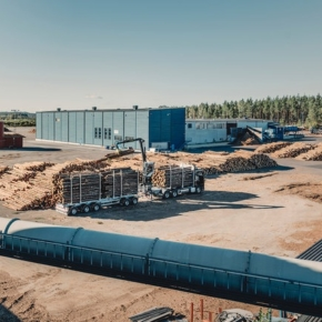 Bergs Timber to close Gransjö sawmill in Sweden