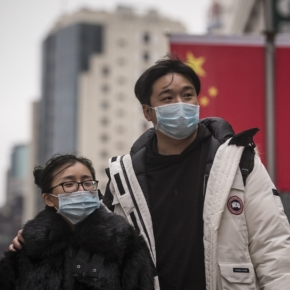 World Forest Sector during the Pandemic: China