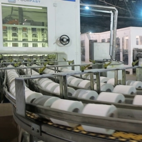 Amid the coronavirus pandemic, Syassky PPM has increased the output of sanitary tissue products by 50%
