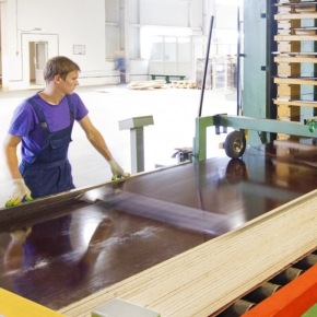In Q1 2020, plywood production in Russia declined by 6.2%