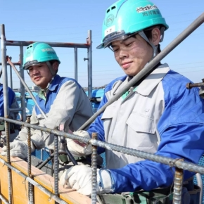 Japan: the decline to a slower pace of housing construction