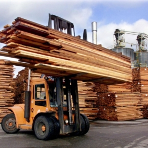 Declining of sawn timber exports from Russia: 2008-2009 Vs 2020