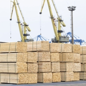 China's sawn timber imports from Russia in Jan-Apr 2020 down 12.8%