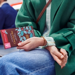 Stora Enso introduces low-carbon paperboard for chocolate packaging