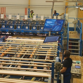 European Organization of the Sawmill Industry (EOS) anticipates double-digit production losses