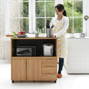 Japan's imports of wooden kitchen furniture slumped in April 2020