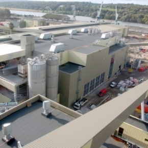 UPM closes French newsprint mill